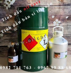 Bảng giá tinh dầu thiên nhiên mua 1 lít